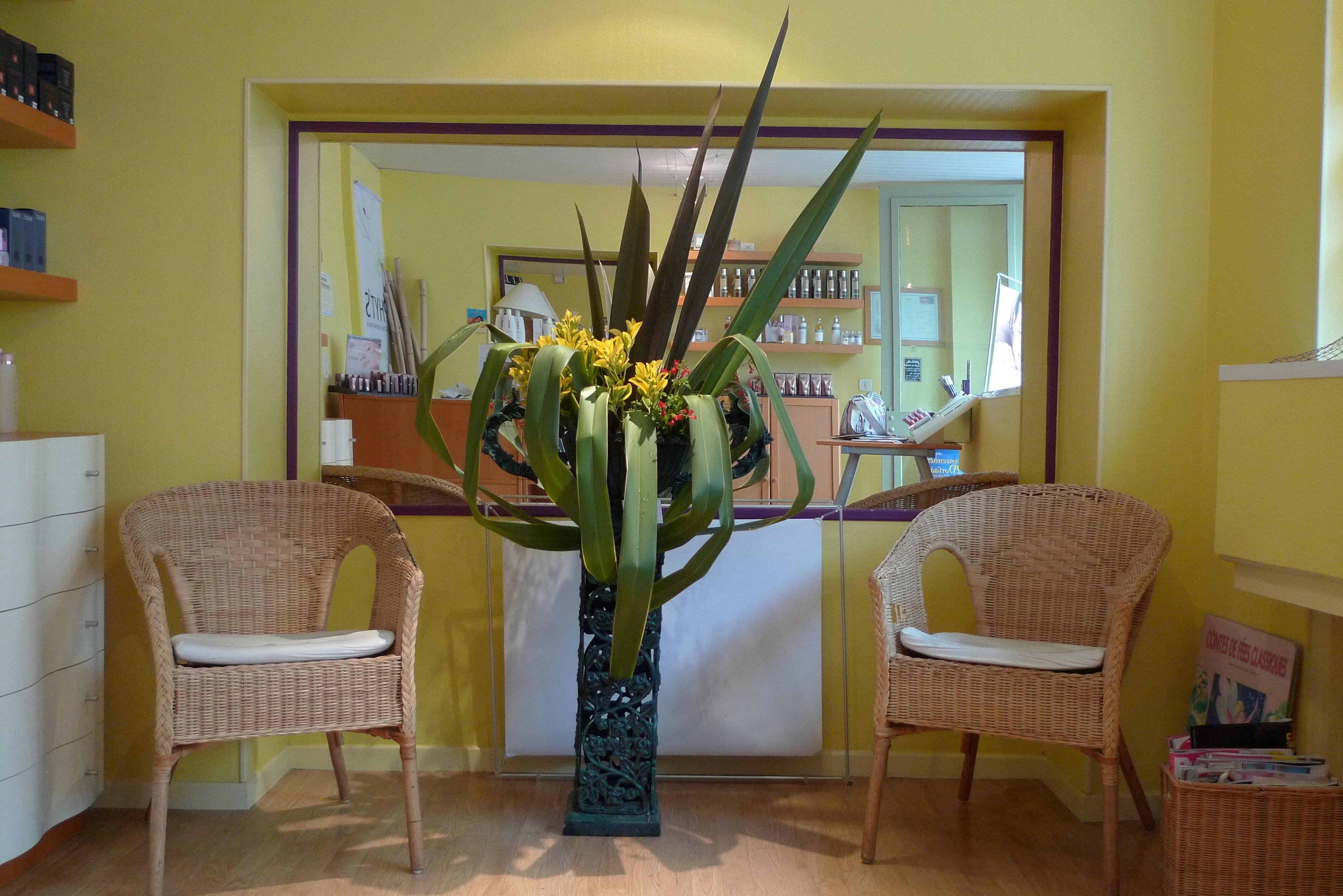 ikebana réalisé pour le cabinet2